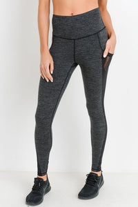 Take Charge, High Waisted Leggings