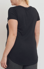 Curvy Pocket Tee, Everyday Essential