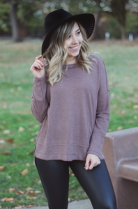 Terracotta, Thermal Long Sleeve