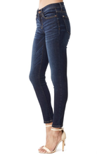 Judy Blue Dark Wash Non Distressed Denim