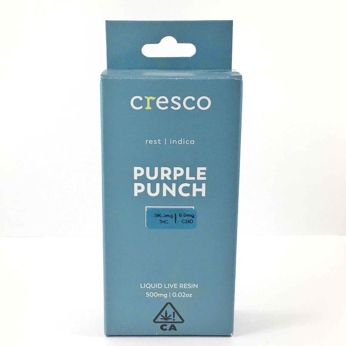 Cresco - Purple Punch Liquid Live Cart .5g