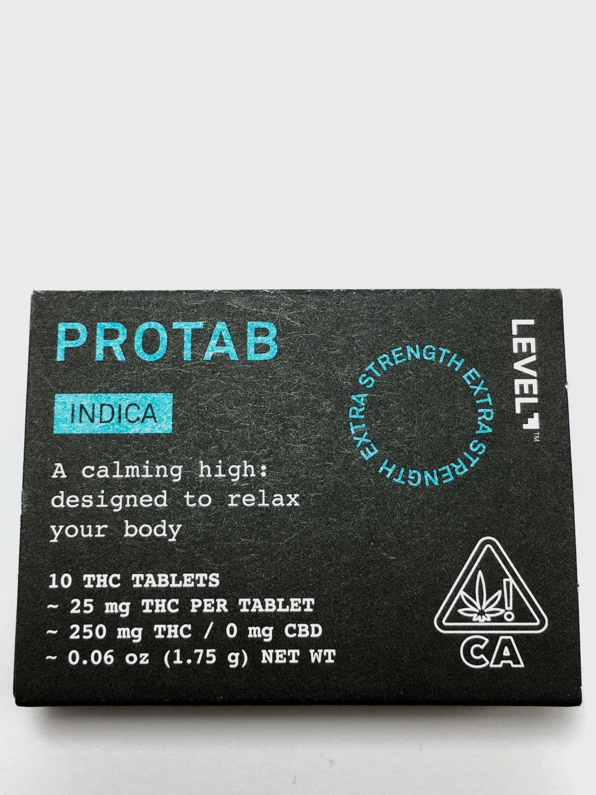 Level - Protab Indica 250mg Tablets