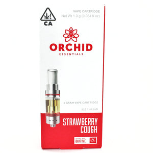Orchid - Strawberry Cough Cart 1gr