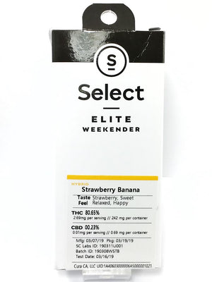 Select - Original Glue #4 Weekender Disposable .3gr