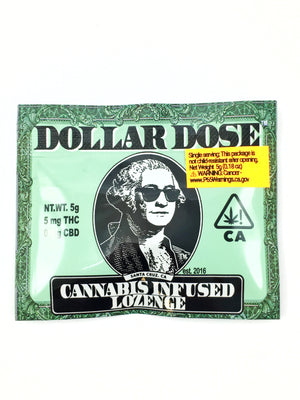 Dollar Dose - Watermelon Lozenge
