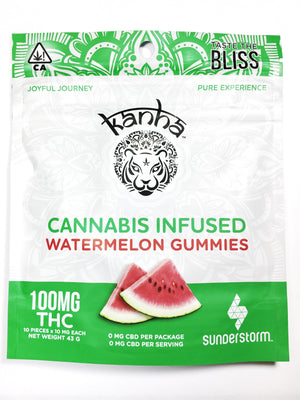 Kanha - Treats Watermelon Gummies