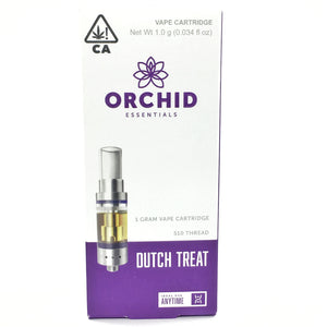 Orchid - Dutch Treat Cart 1gr