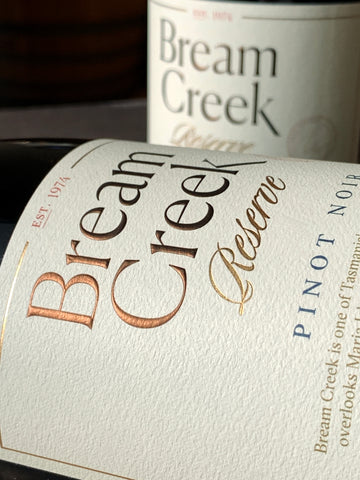 Bream Creek 2018 Reserve Pinot Noir
