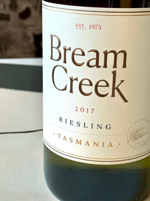 Riesling - Bream Creek 2017 Riesling