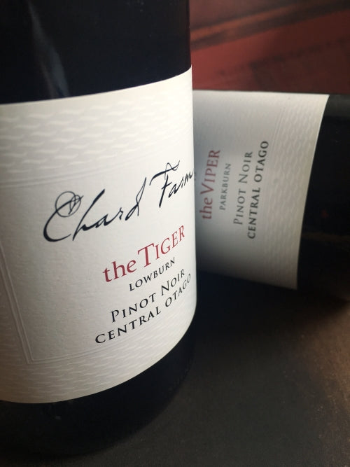 Chard Farm Single Vineyard Pinot Noirs