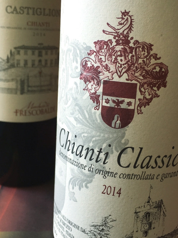 ITALY - Chianti Sample 6 Pack