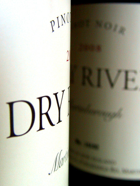 Dry River Pinot Noirs