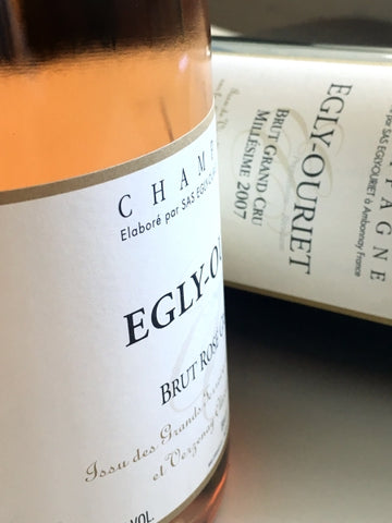 Egly Ouriet Champagnes