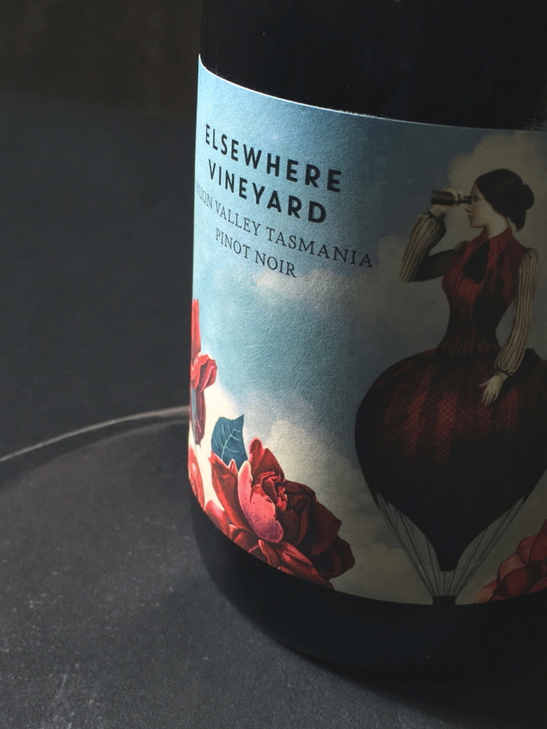 Elsewhere 2017 Pinot Noir