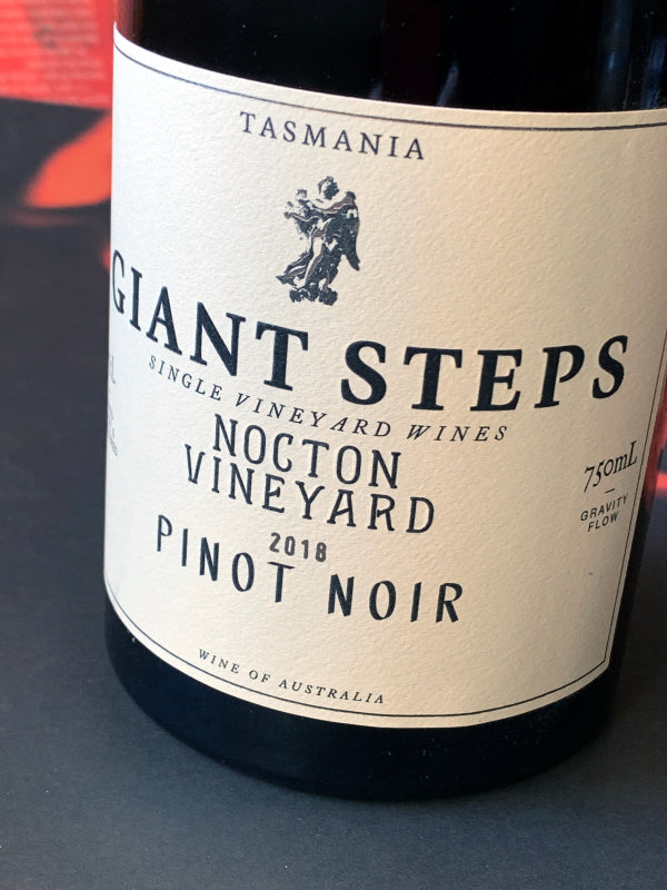 Giant Steps 2018 Nocton Vineyard Pinot Noir