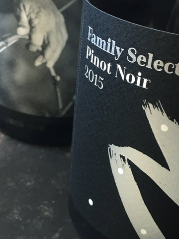 Goaty Hill 2015 'Family Select' Pinot Noir