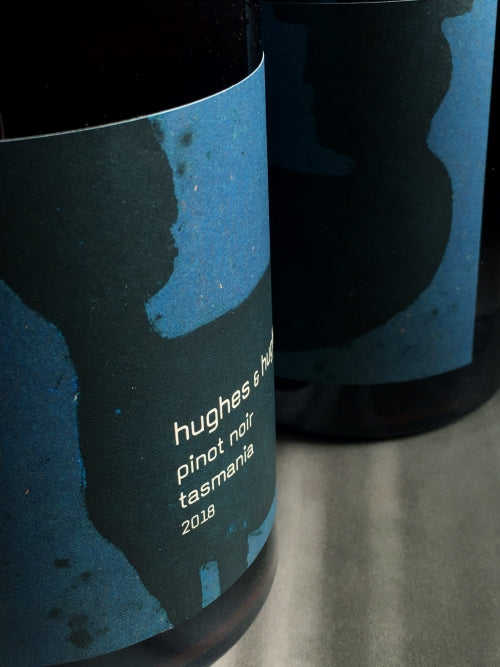 Hughes & Hughes 2018 15% Whole Bunch Pinot Noir