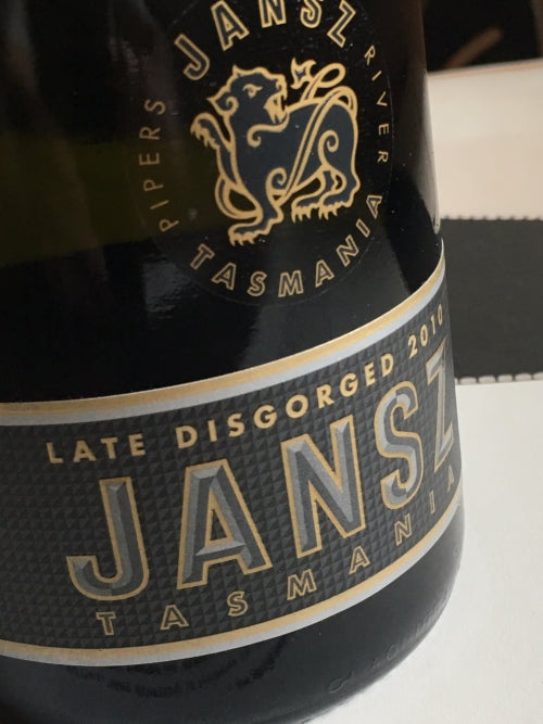 Jansz 2010 Late Disgorged Sparkling