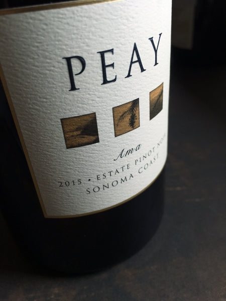 USA - Peay Vineyards California Pinot Noirs