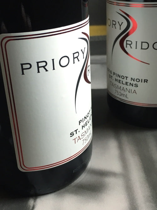 Priory Ridge 2018 Pinot Noir