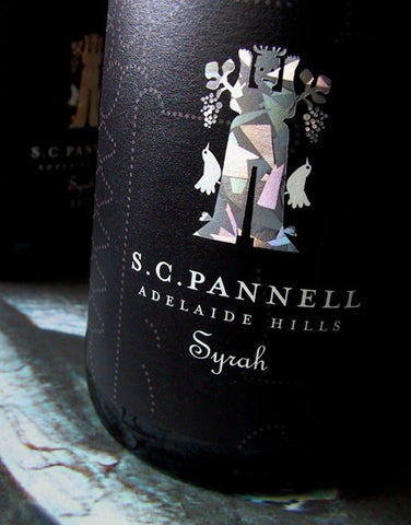 Shiraz - SC Pannell 2016 Adelaide Hills Syrah