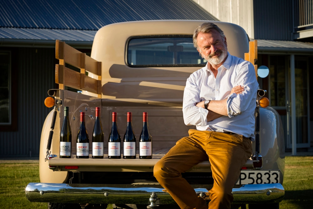 Two Paddocks Tasting with Sam Neill Saturday May 18