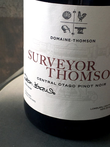 Domaine Thomson 2014 Surveyor Thomson Pinot Noir
