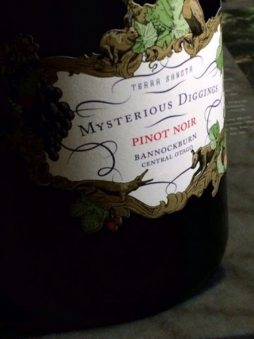 Terra Sancta 2017 Mysterious Diggings Pinot Noir