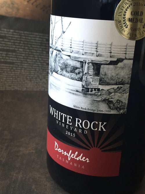 White Rock 2015 Dornfelder