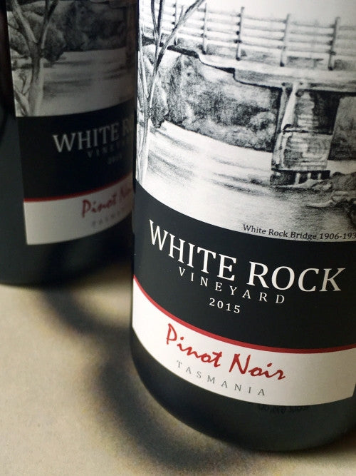 White Rock 2015 Pinot Noir