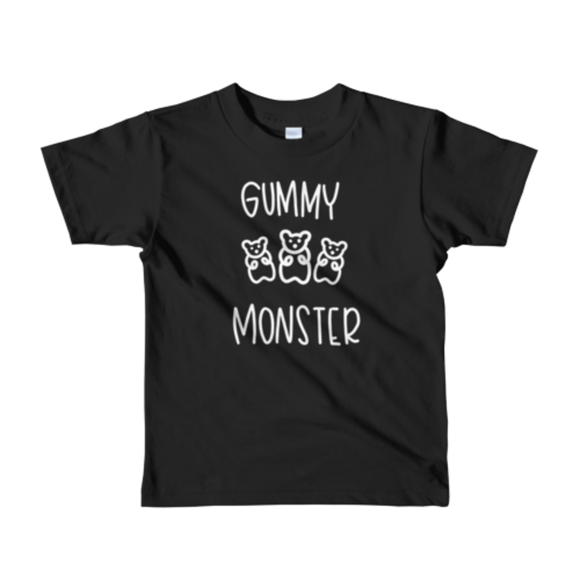 gummy monster  ::infant - toddler::