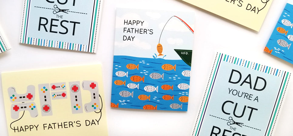 Designs by Val New Father's Day Cards