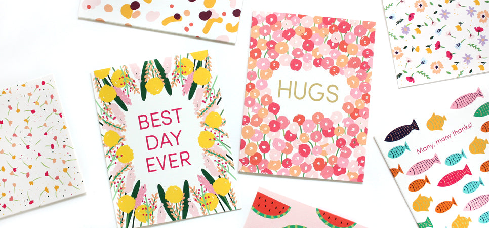 Designs by Val New Greeting Card Collection