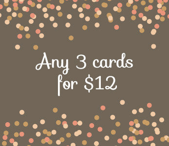 Designs by Val 3 cards for $12