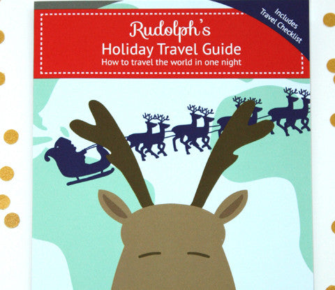 CBX203 Rudolph Travel - SALE!
