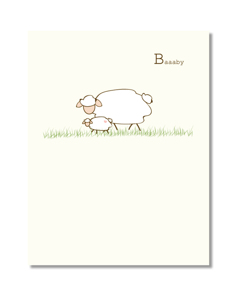 BB152 Baby Sheep