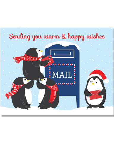 C337 Penguin Mail
