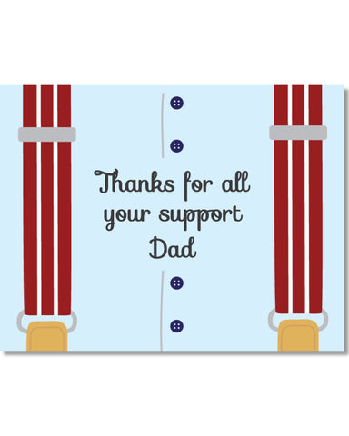 FD291 Dad Suspenders