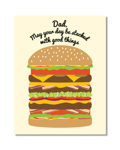 FD330 Burger Dad