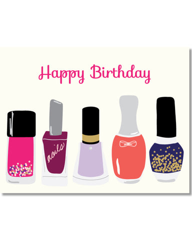 H227 Birthday Polish
