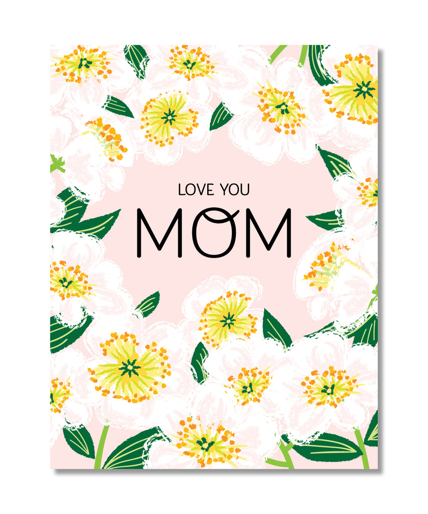 MD387 Love You Mom - NEW!