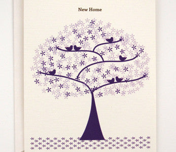 NH166 Bird Tree - SOLD OUT