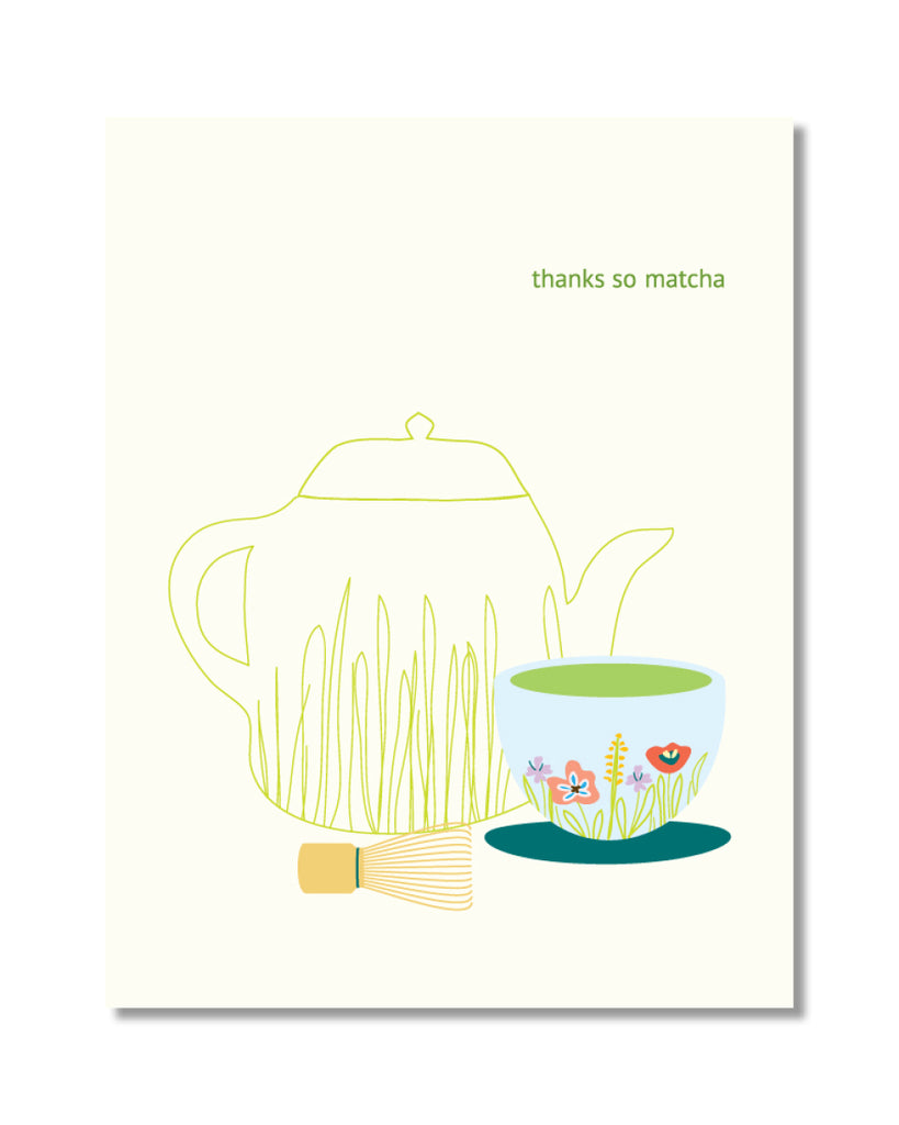 T125 Thanks So Matcha