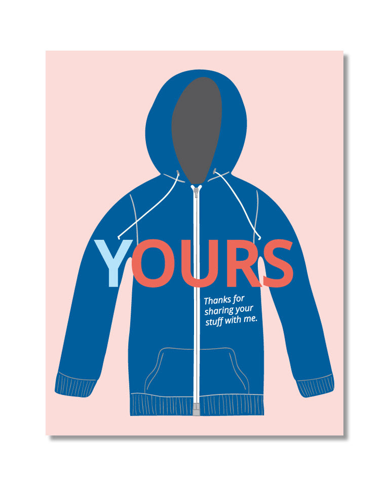 V339 Yours Hoodie
