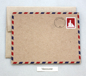 CNB1 Vancouver City Notecard
