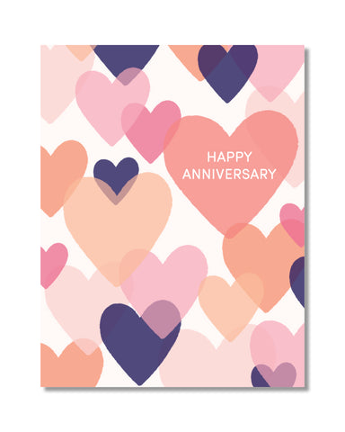 W383 Anniversary Heart - NEW!