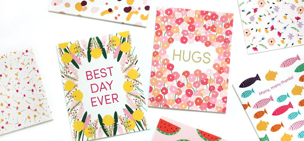 Designs by Val Greeting Cards