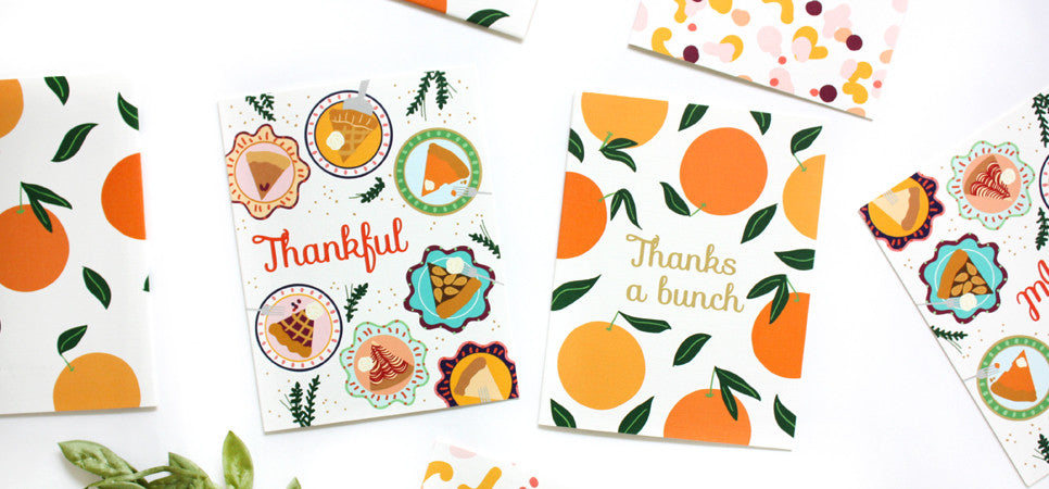 Designs by Val Thank You Cards