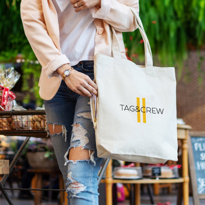 City Tote Tote Tag&Crew