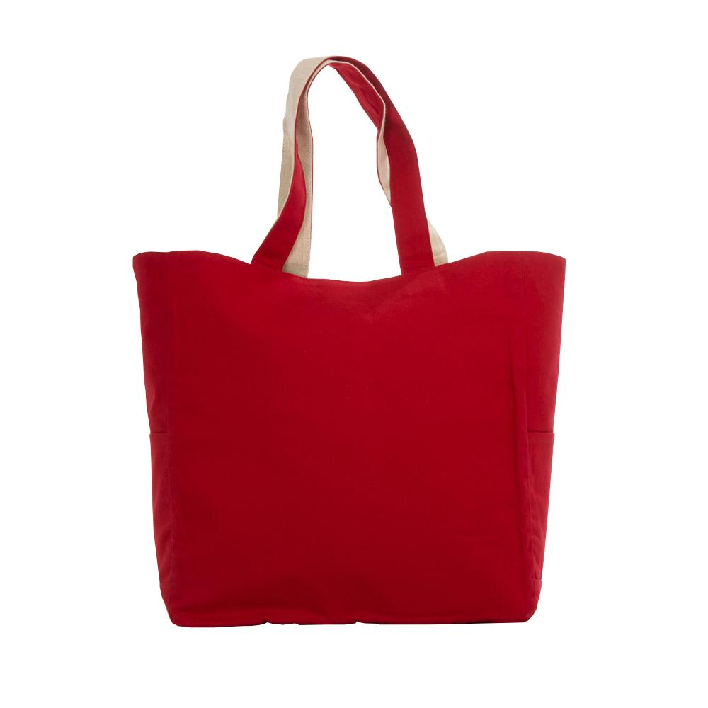 Protean Tote Red